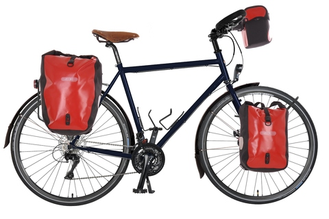 Expedition bike KOLOS No.4